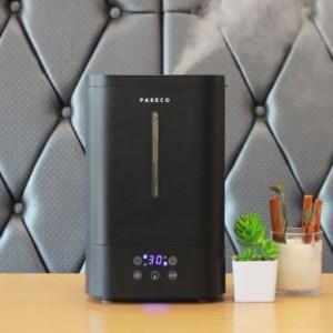 파세코가 UV LED 살균 기술을 적용해 세균 걱정 없이 사용할 수 있는 가습기 고급형 2종과 자동 습도 조절, 세척이 간편한 일반형 2종을 출시하여 라인업을 대폭 확장했다