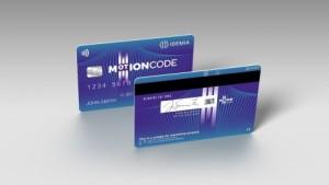 아이데미아와 플렉시그룹이 호주서 최초로 모션 코드 신용 카드를 출시한다