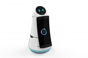 LG전자가 선보인 청소로봇이 국내 최고 권위 디자인상인 우수디자인에서 최고 영예인 대통령상을 수상했다. 사진은 LG전자 공항안내로봇