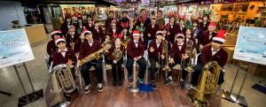 낙원악기상가 2층 카페에서 9일 올키즈스트라 안양군포관악단의 작은 음악회가 성공적으로 종료됐다