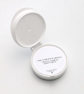 LG생활건강의 자회사인 더페이스샵의 쿠션 파운데이션 열 씰링 포장 방식이 친환경성을 인정받아 제 7회 그린 패키징 공모전에서 우수상을 수상했다