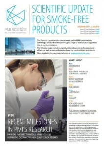 Philip Morris International Releases Latest Scientific Update for Smoke-Free Products on Clinical Program