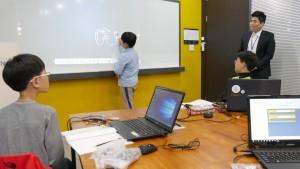 코딩교육 전문 브랜드 씨큐브코딩이 2018 겨울방학 특강 수강생을 모집한다