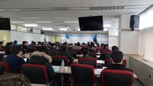 농림수산식품교육문화정보원이 스마트팜 장비 규격 및 서비스 기준 개정 공청회를 개최했다