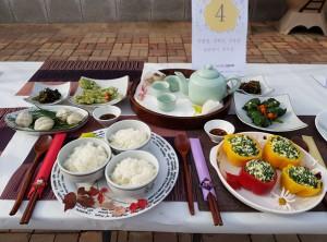 평창 진부상인회가 오대산 토종갓을 활용한 다양한 먹거리를 개발 출시했다