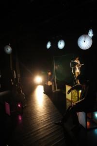 공연창작소 공간이 연극 Y:미지수의 시간을 국립극장 별오름에서 30일 선보인다