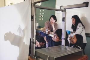 서울문화재단이 2018년도 예술가교사를 모집한다. 사진은 서울문화재단 예술로 플러스 어린이 창의예술교육 수업