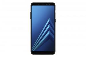 삼성전자가 2018년형 영 프리미엄 스마트폰 갤럭시 A8을 국내 이동통신 3사를 통해 5일 출시한다