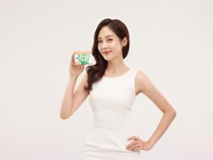 부스코판이 2018년 광고 모델로 배우 성유리를 발탁했다