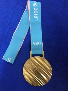 한국조폐공사가 동계올림픽과 올림픽 기념화폐전을 개최한다. 사진은 평창 동계올림픽 시상 메달