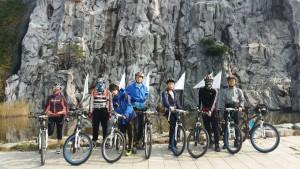 송파청소년수련관 대안학교 '한들', 새로워진 입학식 실시한다. 사진은 한들에서 주최한 자전거 하이킹 프로그램