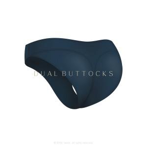 티웨어 DUAL BUTTOCKS 팬티 패턴은 인체공학적 입체 패턴을 적용했다