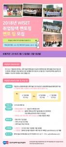 한국여성과학기술인지원센터가 취업 탐색 멘토링 멘토 15팀을 모집한다
