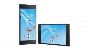 한국 레노버의 공식 유통사인 반석전자가 보급형 안드로이드 태블릿 레노버 탭7 에센셜  특가 프로모션을 실시한다. 사진은 레노버 탭7 에센셜