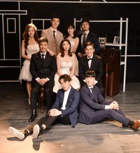 뮤지컬 사랑은 비를 타고가 2018년 시즌6 캐스팅 라인업을 공개했다