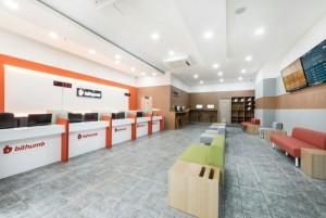 글로벌 암호화폐 거래소 빗썸이 대전광역시에 오프라인 고객센터 4호점을 열었다