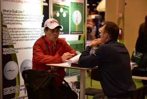 엑스페론골프가 미국 플로리다 올랜도에서 열린 2018 PGA GOLF SHOW에 3년 연속 참가하여 70여건의 상담을 진행하였다