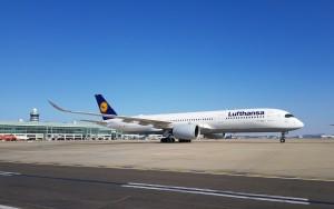 루프트한자 독일항공이 2월 2일부터 인천-뮌헨 노선에 차세대 항공기 A350-900 운항을 시작했다