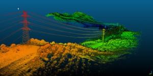 스페인의 송전선 및 회랑지역 맵핑 프로젝트