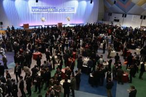 AUTOMOTIVE WORLD가 1월 17일부터 19일까지 3일간 개최되었다. 사진은 VIP 리셉션 파티