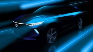쌍용자동차가 EV 콘셉트카 e-SIV 렌더링 이미지를 공개했다