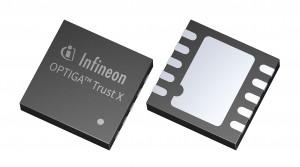 인피니언 테크놀로지스가 하드웨어 기반의 보안 솔루션인 OPTIGA Trust X 시리즈를 출시했다