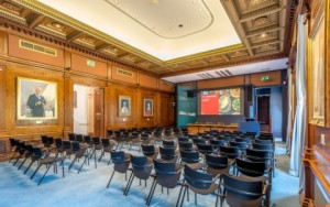 영국 왕립학회에서 개최되는 제6회 연례 세계환자안전과학기술 서밋에는 전문가를 위한 제한된 공간이 허용된다