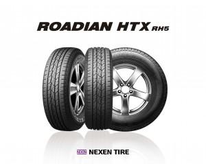 넥센타이어가 FCA US LLC의 올 뉴 2019 램 1500 차량에 신차용 타이어를 공급한다