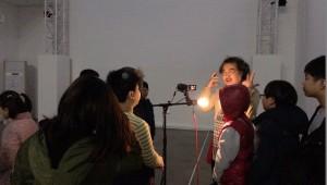 서서울예술교육센터가 진행하는 미디어 봄 소풍 환영의 무대 프로그램