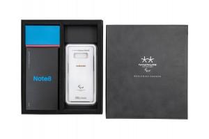 삼성전자 갤럭시 노트8 패럴림픽 패키지