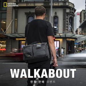 내셔널지오그래픽 카메라 가방 WalkAbout