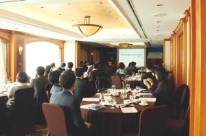데이타솔루션이 개최한 채널 파트너 행사