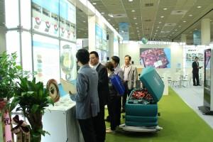 CLEAN KOREA 2016에 참가한 크린텍