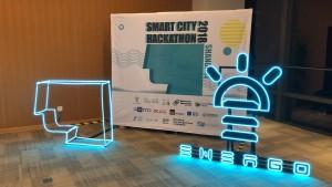 에너고랩스에서 주최한 2018 스마트시티 해커톤