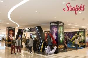 스타필드가 가정의달을 맞아 디즈니 인기 캐릭터 체험 행사를 진행한다.