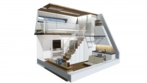Peak life Unit rendering image