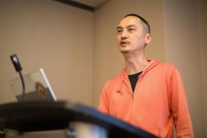 라이크코인의 공동창립자인 킨 코가 Creative Commons Summit 2018에 참석하여 크리에이티브 분야의 세계적 유명 인사들과 미래에 대한 비전을 공유했다