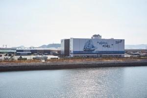 동원로엑스 부산신항 저온물류센터