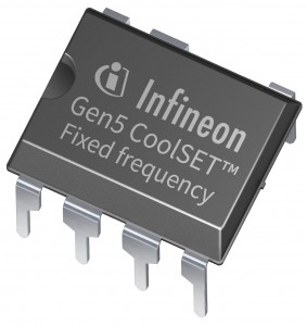 Gen5 CoolSET PG-DIP-07-1-vA fixed frequency