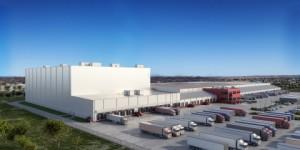 텍사스 서니베일 확장 공사로 리니지는 온도 조절 창고 업계에서 가장 혁신적이며 가장 규모가 큰 자동화 솔루션 제공업체로 굳건히 자리매김 하게 된다