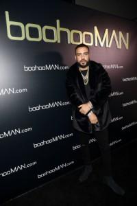 부후맨닷컴이 프렌치 몬타나와의 콜라보레이션을 축하하기 위해 로스앤젤레스 파피에서 비공개 파티를 열고 그와 공동 디자인한 컬렉션을 선공개했다