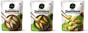 CJ제일제당 비비고 만두 러시아 현지 생산 제품