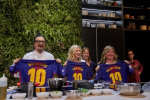 Beko Attends EuroCucina 2018 With Celebrity Chef Lisa Faulkner Whilst Cooking up a Fantastic Feast with Renowned Italian Chef Alessandro Borghese