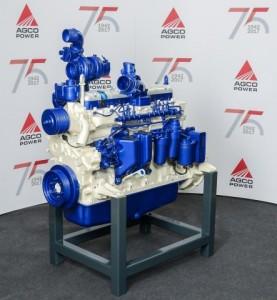 100만 번째 생산된 AGCO 파워 엔진