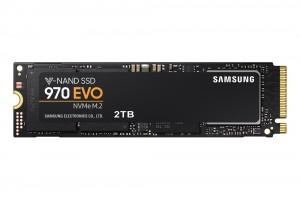 삼성전자 NVMe SSD 970 EVO