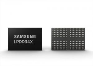 삼성전자 차량용 10나노급 16Gb LPDDR4X D램