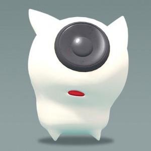 후르츠어택 스피커 로봇