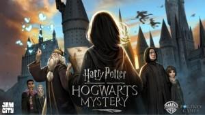 잼 시티가 앱 스토어와 구글 플레이에서 해리 포터: 호그와트 미스터리를 출시했다