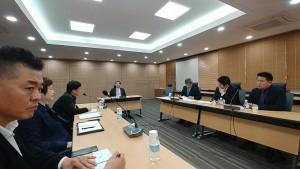 청라총연이 인천광역시청 항의 방문하여 경제청이 원안대로 경제자유구역으로 개발할 것을 요구했다