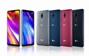 LG G7 ThinQ가 해외 언론들로부터 호평을 받고 있다.